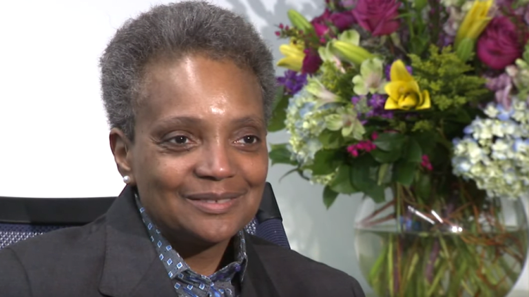 Chicago mayor Lori Lightfoot Slammed for calling Police Union VP a 'Clown' on Hot Mic