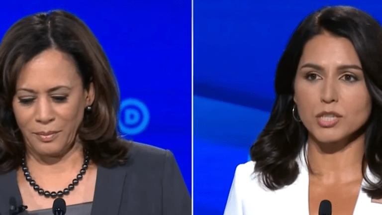 Rep. Tulsi Gabbard: 'Harris should Apologize to those who Suffered Under her Reign'