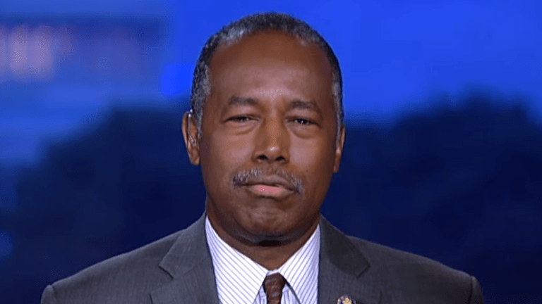 Ben Carson Slams City of Baltimore: 'A Lot of Squalor There!'