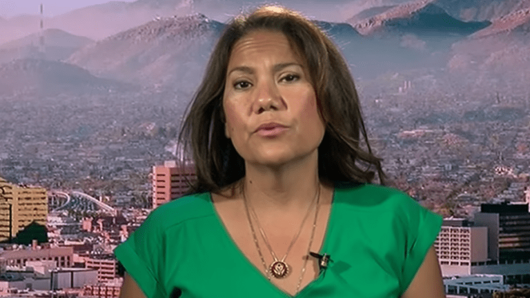 "El Paso Rep. Veronica Escobar Says Trump is ""not welcome"" in the City"