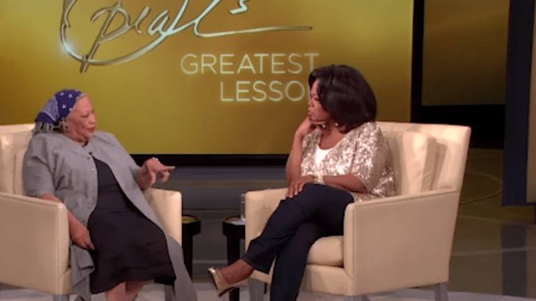 Oprah Winfrey Reacts to Toni Morrison's Passing: 'There is no Greater Writer'