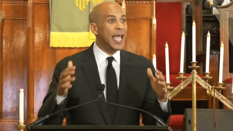 Cory Booker: 'White Supremacy has always been a Problem in our American Story'