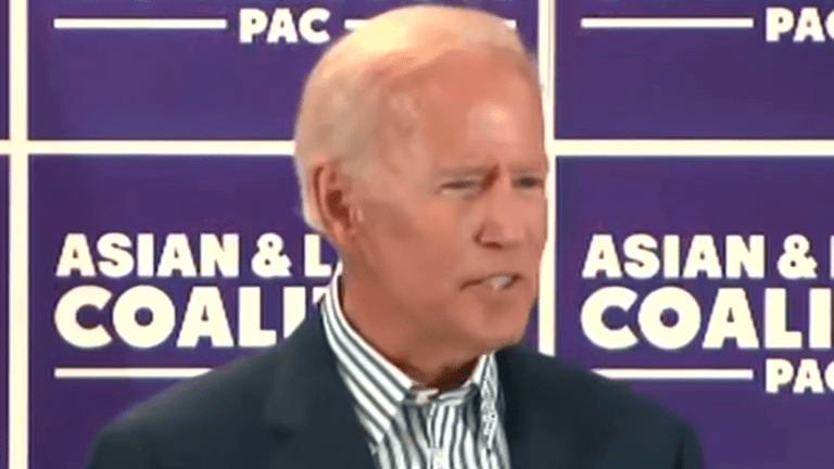 Biden: 'Poor Kids are just as Bright and just as Talented as White Kids'
