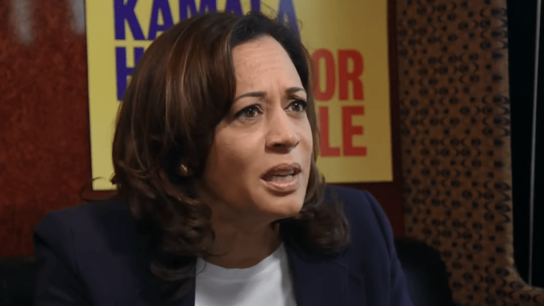 Sen. Kamala Harris: 'Trump is Running a Campaign on Terror!'