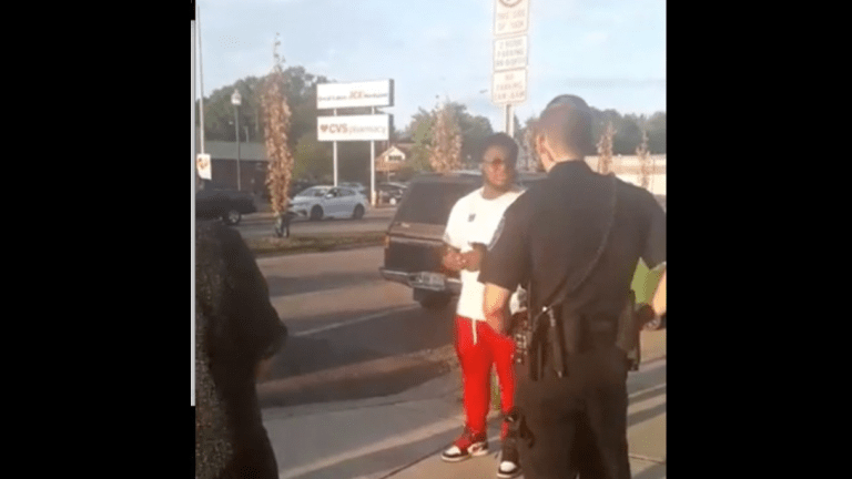 Royal Oak Cops stop Black man for 'Looking Suspiciously' at a white woman