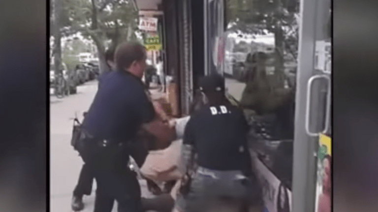 Judge says Police Officer Lied about Chokehold which Killed Eric Garner