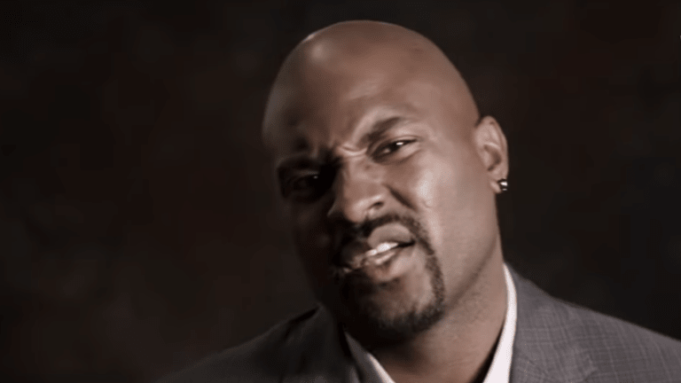 Marcellus Wiley Slam Colin Kaepernick over his Mixed-Heritage