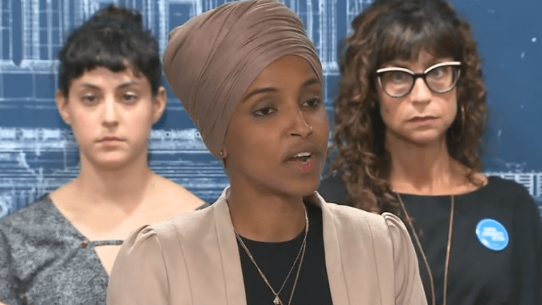 Ilhan Omar Responds to Israel's Travel Ban: 'We give Israel more than $3bn a year in aid!'