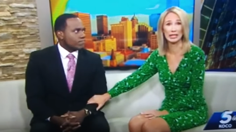 White News Anchor apologizes after comparing Black colleague to Gorilla on live television