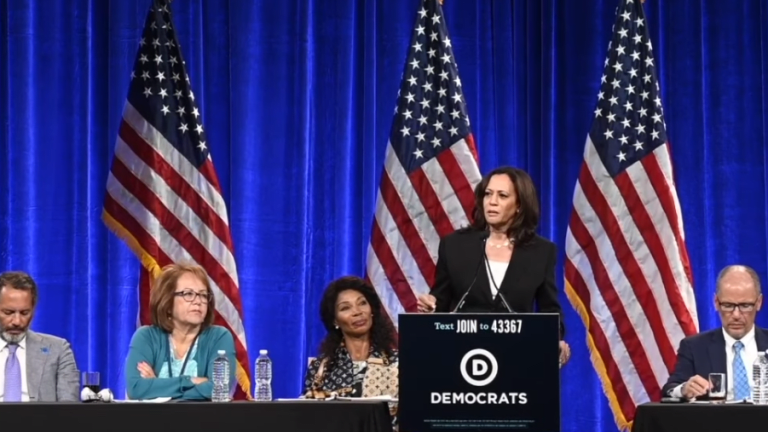 Kamala Harris Tops Trump in new Poll