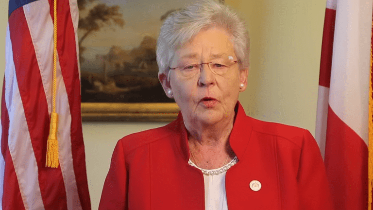 Alabama Gov. Kay Ivey apologizes for college blackface skit