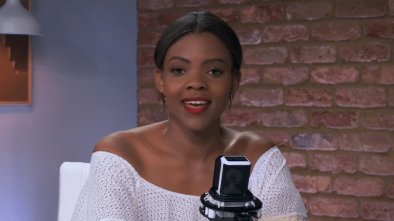 Conservative Commentator Candace Owens gets married