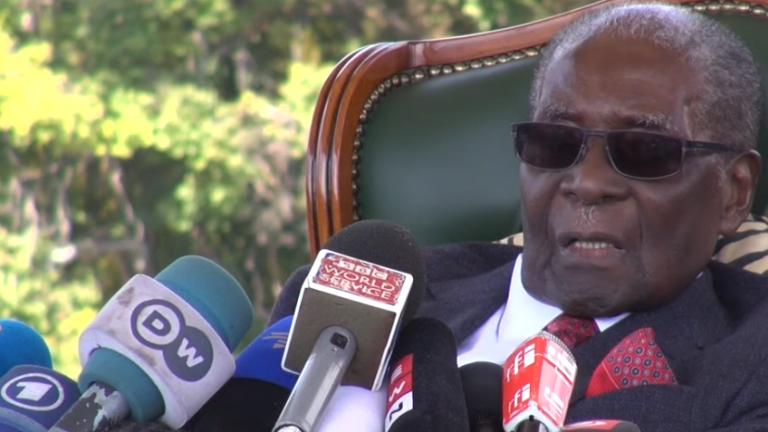 Former Zimbabwe president Mugabe dies at 95