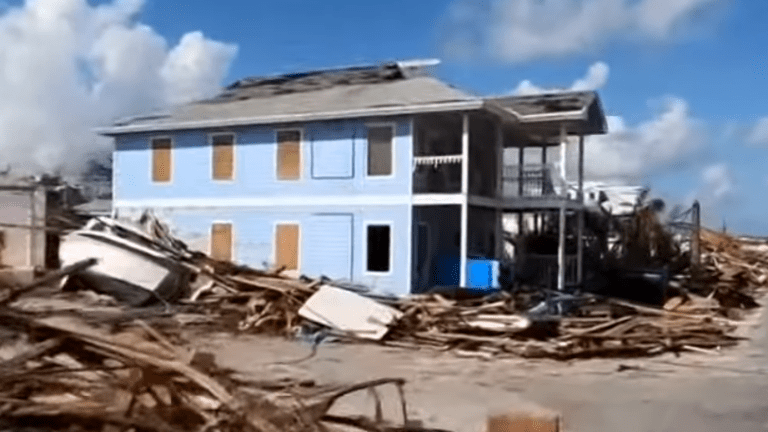 Bahamian Government says 1,300 People missing after Hurricane Dorian