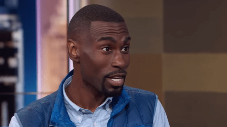 Activist DeRay Mckesson