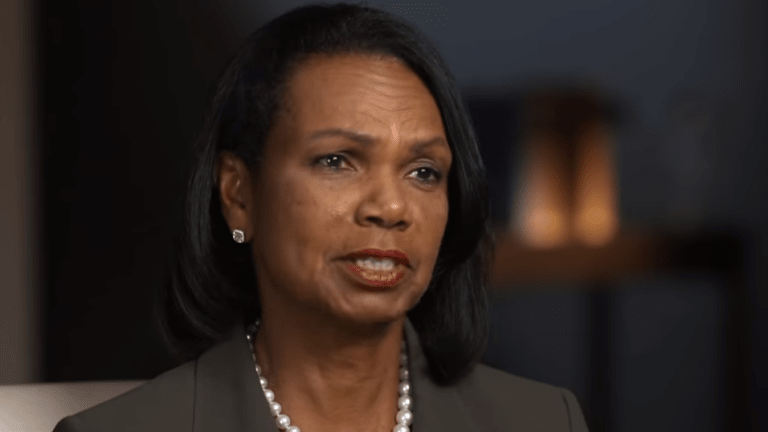 Former Bush Secretary of State Condoleezza Rice: 'Nationalism Is Not a Bad Thing'