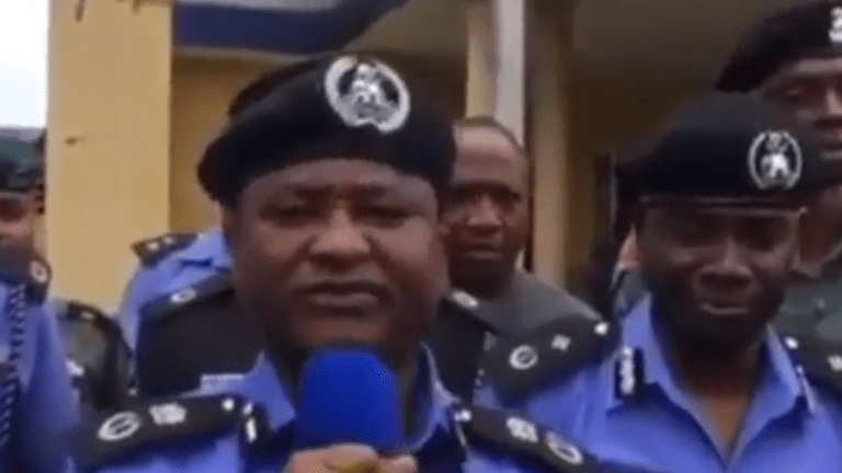 Nigerian police arrest three suspects in connection with 'hotel serial killings' of women