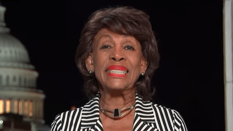 Rep. Maxine Waters pleased about Trump impeachment inquiry: 'The president stepped over the line'