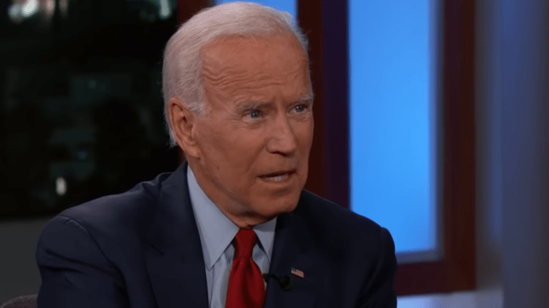 Biden on impeachment inquiry: 'This is not about me'