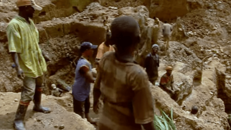 14 dead as DR Congo illegal mine collapses in Kampene