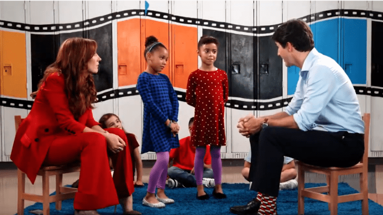 Canadian PM Justin Trudeau apologizes to Black children for wearing brownface