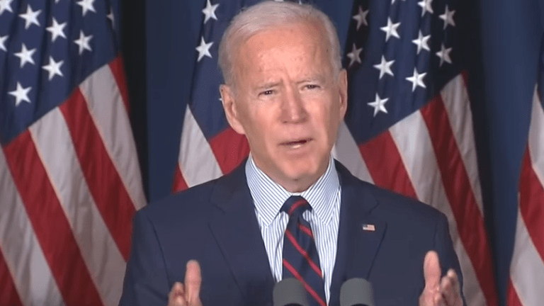 Biden calls for Trump's impeachment