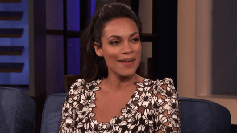Rosario Dawson sued over alleged treatment of transgender handyman