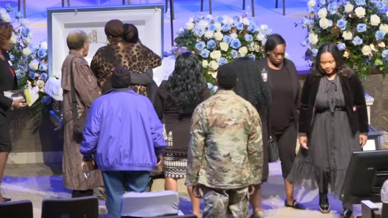 Atatiana Jefferson laid to rest in Dallas