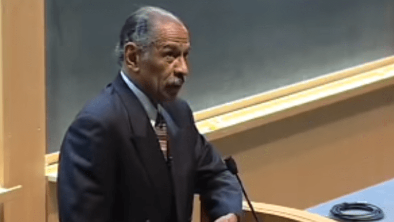 Former Rep. John Conyers dies at 90