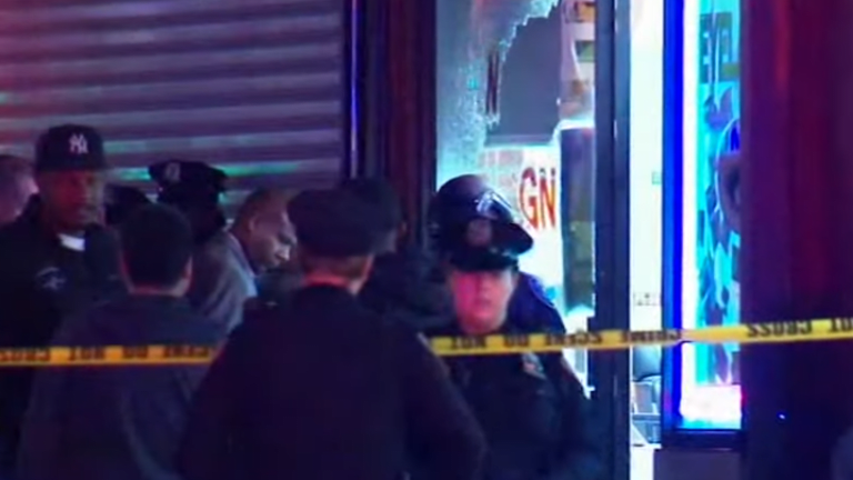 Cop injured in deadly Brooklyn nail-salon melee emerges from coma