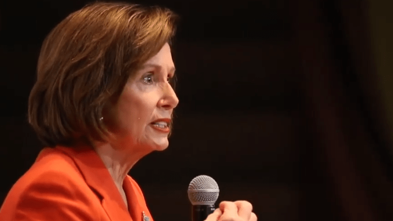 Pelosi: 'The president abused his power'