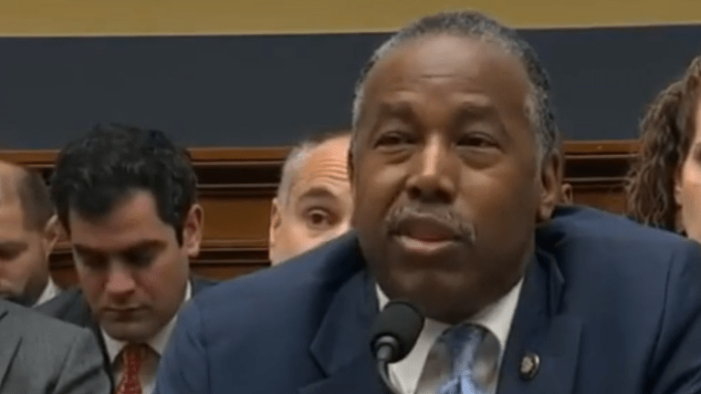 Ben Carson: 'Maxine Waters lacks basic manners'