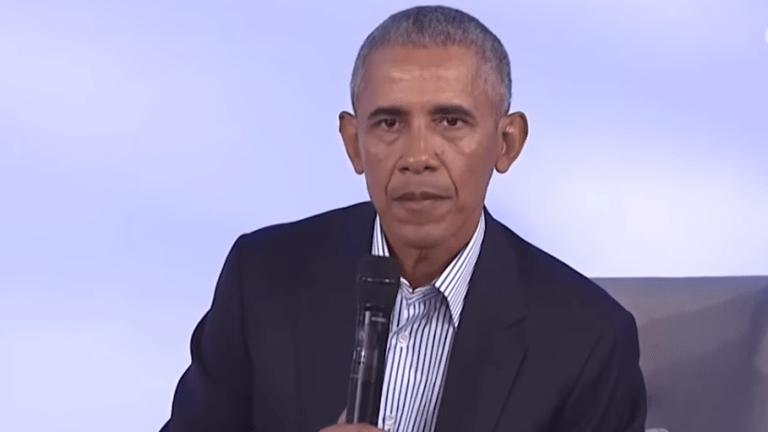 Barack Obama slams the 'cancel culture'