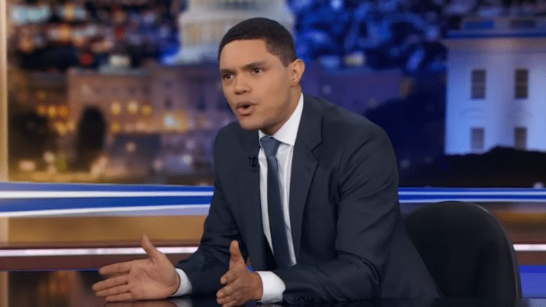 Trevor Noah blasts Kanye West for disrespecting Black women