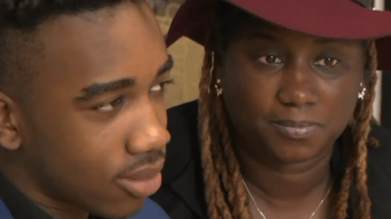Black teen punched by NYPD officer in Viral video files $5 million lawsuit