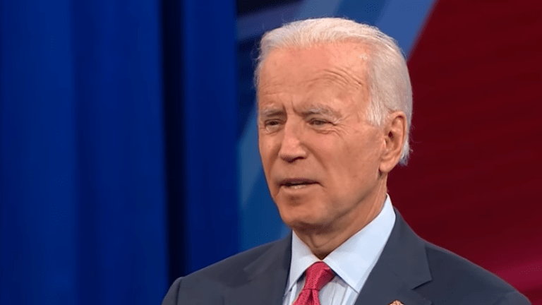 Biden to Trump: 'NATO is not a protection racket'