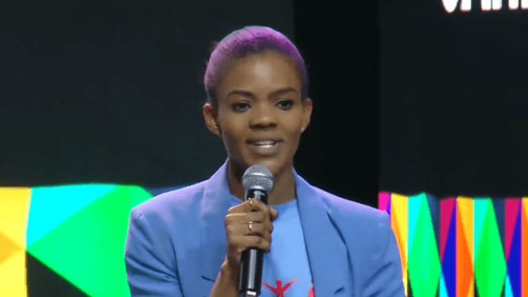 Candace Owens: 'Police brutality is a myth'
