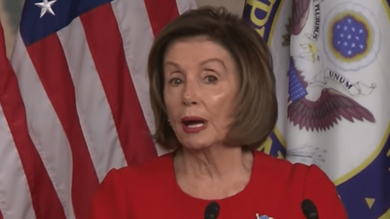 Pelosi on Trump's dealings with the Ukraine: 'That's bribery'