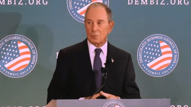 Michael Bloomberg officially announces  presidential bid