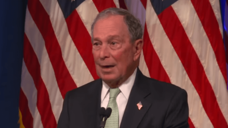 Michael Bloomberg entered the presidential race because he thinks Trump could win 2020