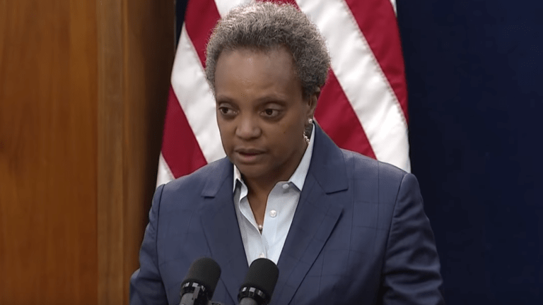 Mayor Lori Lightfoot fires Chicago's police superintendent