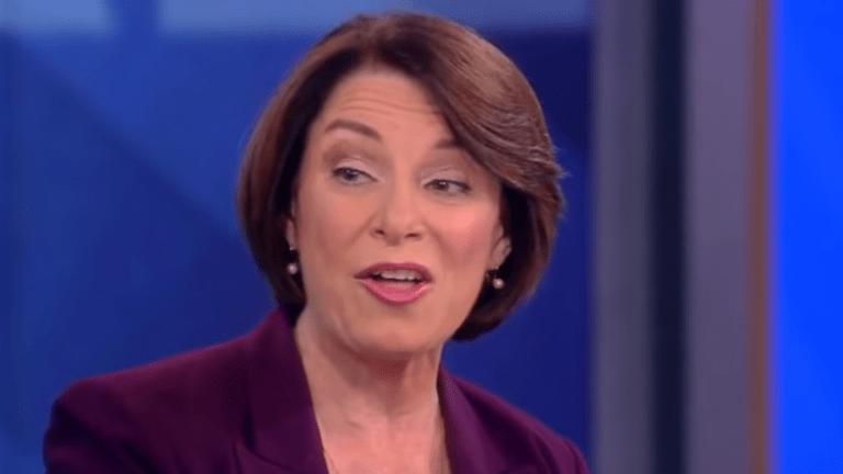 Sen. Amy Klobuchar: 'Impeachment hearings are global Watergate'