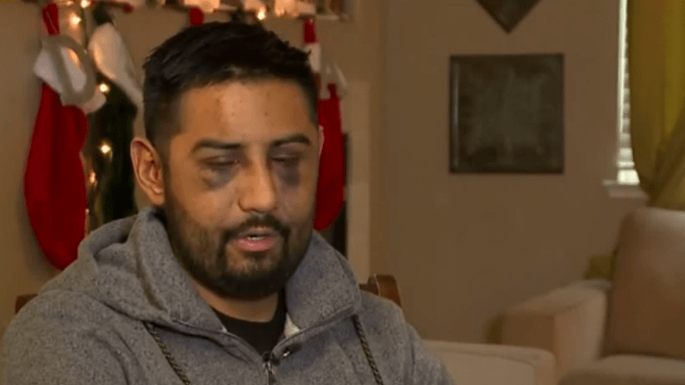 Cali man claims cops yelled racial slurs and beat him in jail