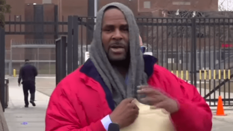 Feds indict R. Kelly on new charge linked to his marriage to Aaliyah