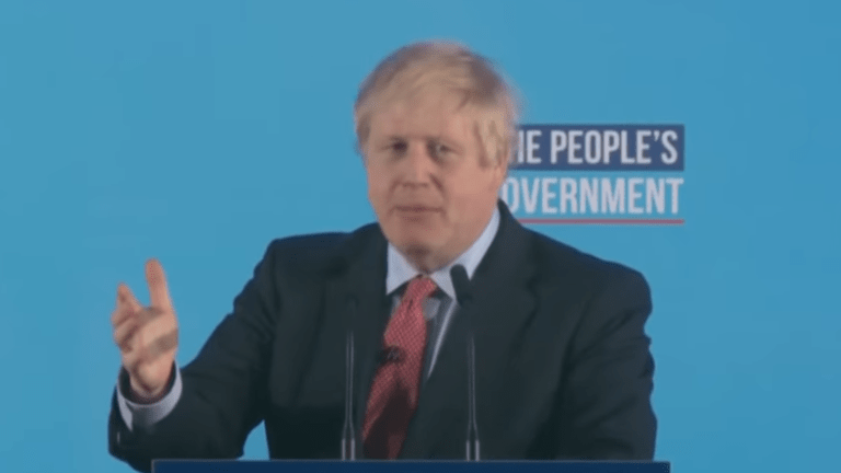 Boris Johnson's Conservative Party wins UK election by a landslide
