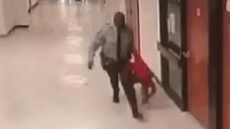 N.C. resource officer fired for slamming, dragging 6th grader