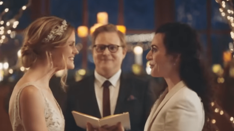 Boycott sparked as Hallmark pulls same-sex couple ad