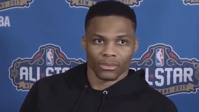Utah Jazz fan sues team, Russell Westbrook over lifetime ban