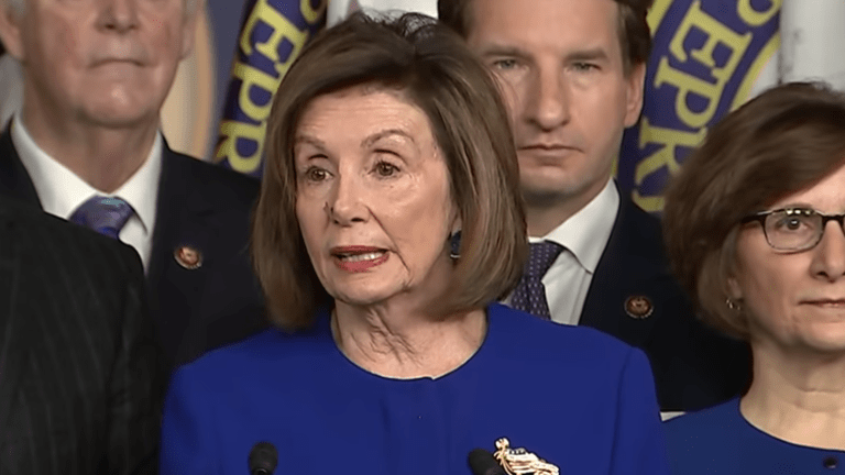 Pelosi: 'In America, no one is above the law'
