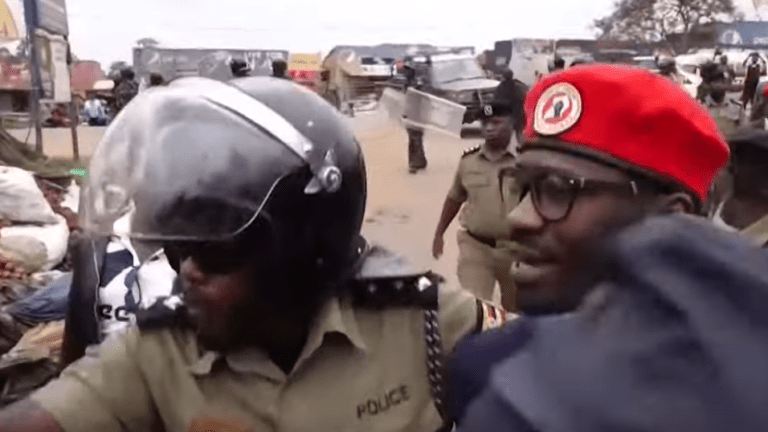 Bobi Wine released from custody following another arrest